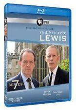 Masterpiece Mystery: Inspector Lewis 7 (2014, REGION A Blu-ray New)