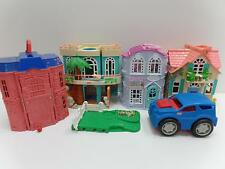 Fisher-Price Pet Parlor Car Little Tikes Sweet Streets House School Beach Lot 6