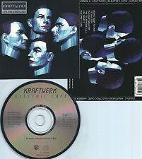 KRAFTWERK-ELECTRIC CAFE-1986-JAPAN-WARNER/SANYO RECORDS 9 25525-2  A6A04C-CD-M-