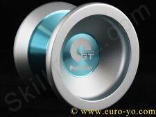 Dieu-tricks evolution yo-yo argent et bleu