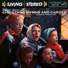 The Robert Shaw Chorale: Christmas Hymns and Carols Vol. One. CD Holiday