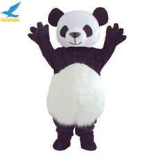 Best Sale Cute Bear Panda Mascot Costume Adult Size Fancy Dress Party Wholesale