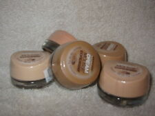 MAYBELLINE DREAM MOUSSE CONCEALER LATTE (dark 0 - 1) x 3