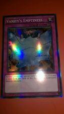 Yugioh Vanity's vacío Super primera edición buena Domador-EN059