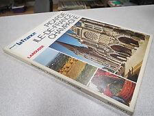 DECOUVRIR LA FRANCE PICARDIE ILE DE FRANCE CHAMPAGNE LAROUSSE 1973 *