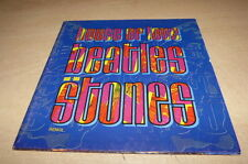 "HOUSE OF LOVE - BEATLES AND THE STONES - HOLP 4 !45 tours / 7"" LTD POSTER BAG"