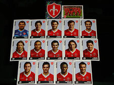 FIGURINE CALCIATORI PANINI 2006-07 SQUADRA TRIESTINA CALCIO FOOTBALL ALBUM
