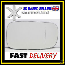 Right Driver Side Wing Mirror Glass RENAULT MEGANE MK2 WIDE ANGLE 2002-2008