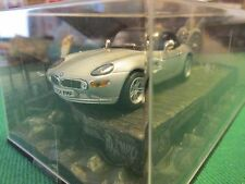 JAMES BOND CARS COLLECTION 004 BMW Z8 THE WORLD IS NOT ENOUGH