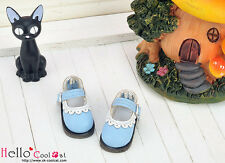 ☆╮Cool Cat╭☆【08-04】Blythe/Pullip Mini Shoes # Sky Blue