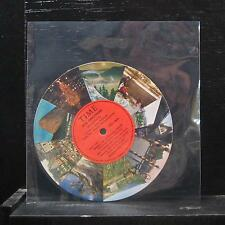 """Time Magazine - Time For Christmas 7"""" Cardstock Flexi Capitol TIME!001"""