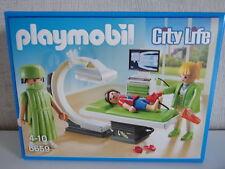 Playmobil City Life 6659 Sala radiografica - Nuovo e inutilizzato