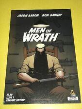MEN OF WRATH #1 ICON COMICS VARIANT