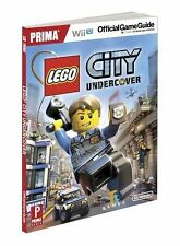 LEGO CITY UNDERCOVER PRIMA OFFICIAL STRATEGY GAME GUIDE