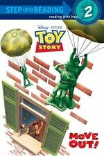 Move Out! (DisneyPixar Toy Story 3) (Step into Reading)