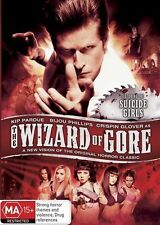 The Wizrad Of Gore (DVD, 2010)