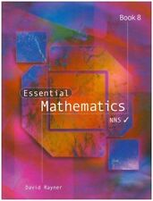 Essential Mathematics: Bk.8 by D. Rayner (Paperback, 2001)
