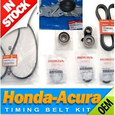 NEW! Genuine/OEM Honda Acura Timing Belt & Water Pump Service Kit   V6 2003-2014