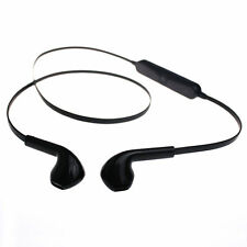 Wireless Headphone Sports Headset Stereo Bluetooth Earbud Earphone For iPHone LG