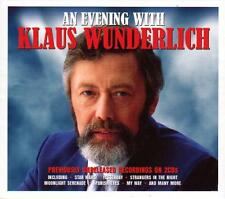 KLAUS WUNDERLICH - AN EVENING WITH - PREVIOUSLY UNRELEASED RECORDING (NEW 2CD)
