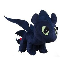 PELUCHE SDENTATO 38 CM DRAGON TRAINER 2 PLUSH HOW TO TRAIN YOUR DRAGON TOOTHLESS