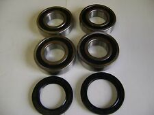 1989 YAMAHA PRO-4 PRO HAULER YFU1W 1000 REAR WHEEL BEARING & SEAL KIT 395