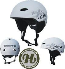Concept X Kitehelm ProX Weiß Wakeboardhelm Kite Wake Helm XL