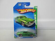 Hot Wheels Treasure Hunt '69 Ford Mustang 12/12