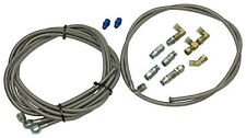Hydro Boost Hose Kit - Stainless Steel with Fittings
