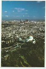 Colour Postcard of Griffith Park Observatory, USA