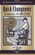 Quick Changeover for Operators: The SMED System by