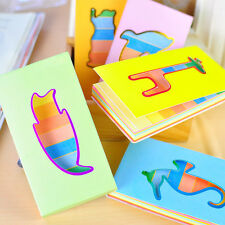 1pcs Cute Portable Notebook Pocket Diary Memo Notepad Paper Journal Planner Note