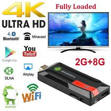 MK809IV 4K Quad Core 2G/8G Android 5.1 Smart TV Dongle Box Stick WiFi DLNA D4L3