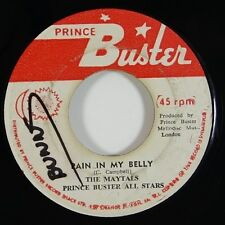 "Maytals ""Pain In My Belly"" Reggae 45 Prince Buster mp3"