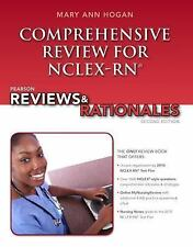 Pearson Reviews and Rationales : Comprehensive Review for NCLEX-RN by Mary...