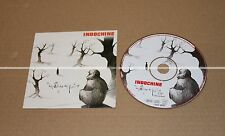 INDOCHINE - UN SINGE EN HIVER - 1 TRACK CD PROMO - COLLECTOR