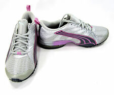 Puma Shoes Cell Volt M Running Silver/Shadow/Mauve Sneakers Womens 8.5 EUR 39