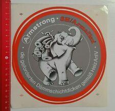 Pegatina/sticker a4: armstrong SH/Armaflex (030316131)