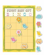 Happi Tree Baby Shower Bingo Game Book