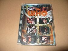 The Who - Live At The Isle Of White Festival 1970 (DVD, 2000) Ex Condition