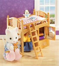 CALICO CRITTERS #CC2618 Sister's Loft Bed - New Factory Sealed - Sylvanian Fami