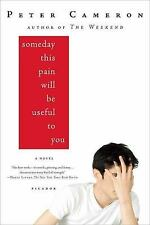 G, Someday This Pain Will Be Useful to You: A Novel, Peter Cameron, 0312428162,