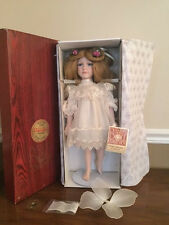 "Beautiful Dynasty Porcelain Doll Collection BUTTERFLY PRINCESS 18"" LE 1991"