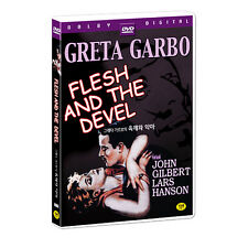 Flesh And The Devil (1926) DVD - Greta Garbo, Clarence Brown (*New *All Region)