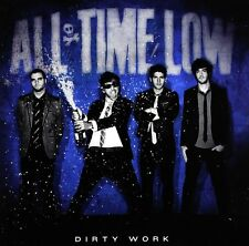 All Time Low - Dirty Work / DGC RECORDS CD 2011