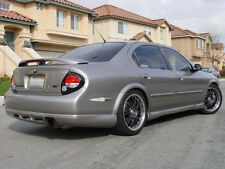NEW 2000 2001 2002 2003 NISSAN MAXIMA S STYLE REAR LIP BODY KIT SPOILER AERO