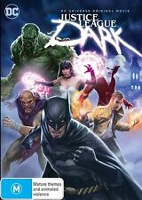 Justice League - Dark (DVD, 2017)
