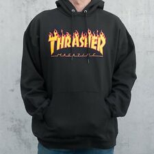 Fashion Men's hoodie sweater Hip-hop skateboard Thrasher Women Sweatshirts