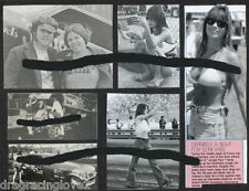 """Jungle Pam"" ""One of a Kind"" HOT Magazine Clipping Pictures Collage PHOTO! Copy"