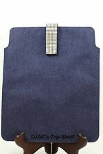 Swarovski Crystal Playtime Denim iPad case ID #1163061 Retails $140.00